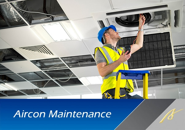 Aircon Maintenance Contract